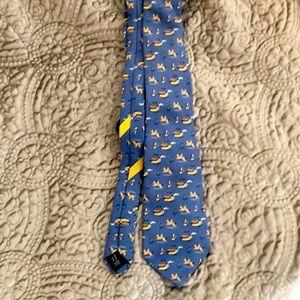 Classic Ferragamo tie